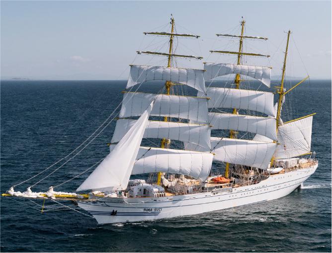 Cruceros, yates y ferries
