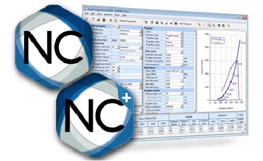 Características de NavCad