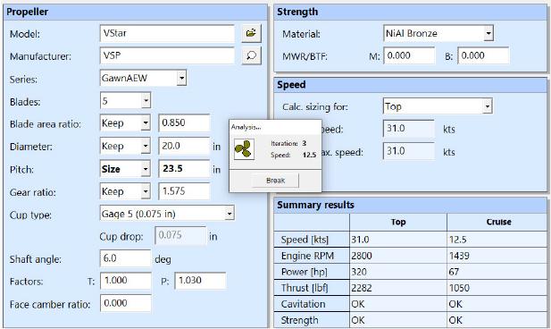 Mejore la precisión con datos de pruebas de mar