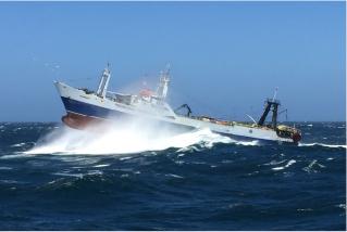 Comportamiento en la mar