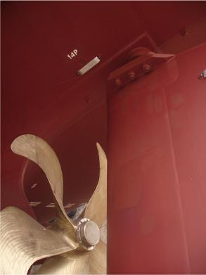 Diseño y suministro de sistemas completos de timones para buques