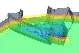 Special CFD simulations