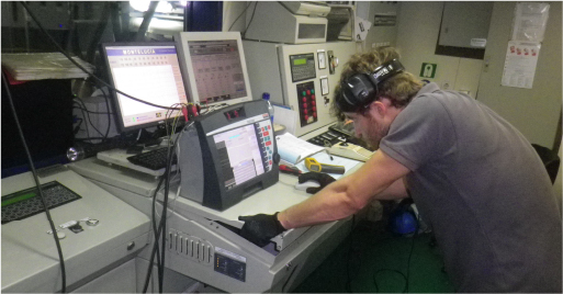 electrical active power measurement diesel generators ship