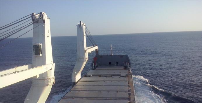sea trials ferry