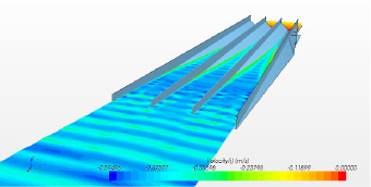 ship oil recovery system design cfd