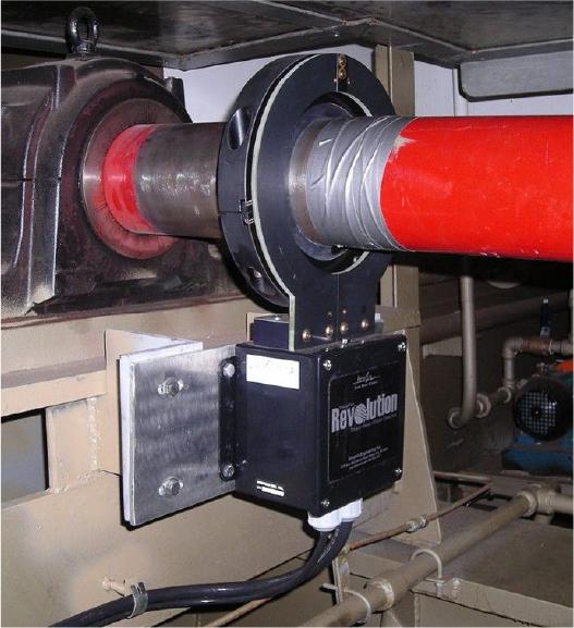 Permanent installation power meter